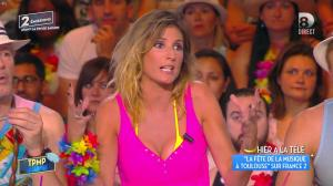 Caroline Ithurbide dans Touche pas à mon Poste - 22/06/16 - 20