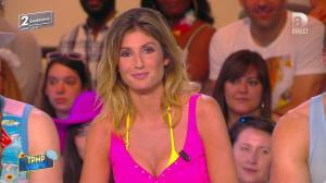 Caroline Ithurbide dans Touche pas à mon Poste - 22/06/16 - 24