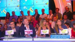 Caroline Ithurbide dans Touche pas à mon Poste - 24/05/16 - 10