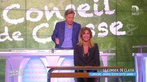 Caroline Ithurbide dans Touche pas à mon Poste - 25/05/16 - 13