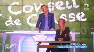 Caroline Ithurbide dans Touche pas à mon Poste - 25/05/16 - 14