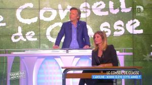 Caroline Ithurbide dans Touche pas à mon Poste - 25/05/16 - 15