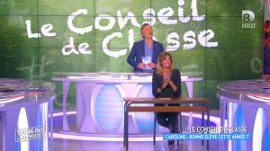 Caroline Ithurbide dans Touche pas à mon Poste - 25/05/16 - 18