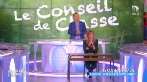Caroline Ithurbide dans Touche pas à mon Poste - 25/05/16 - 19