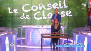Caroline Ithurbide dans Touche pas à mon Poste - 25/05/16 - 23