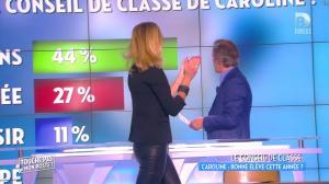 Caroline Ithurbide dans Touche pas à mon Poste - 25/05/16 - 25