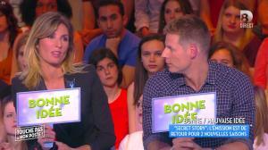 Caroline Ithurbide dans Touche pas à mon Poste - 25/05/16 - 28