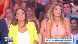 Caroline Ithurbide dans Touche pas à mon Poste - 29/06/15 - 01