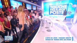 Caroline Ithurbide dans Touche pas à mon Poste - 29/06/15 - 04