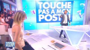 Caroline Ithurbide dans Touche pas à mon Poste - 29/06/15 - 05