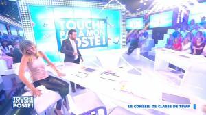 Caroline Ithurbide dans Touche pas à mon Poste - 29/06/15 - 07