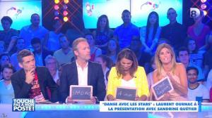 Caroline Ithurbide dans Touche pas à mon Poste - 29/06/15 - 08