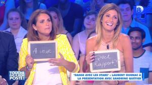 Caroline Ithurbide dans Touche pas à mon Poste - 29/06/15 - 09