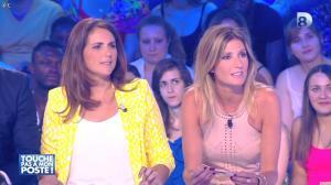 Caroline Ithurbide dans Touche pas à mon Poste - 29/06/15 - 10