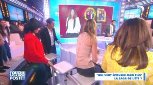 Caroline Ithurbide dans Touche pas à mon Poste - 29/06/15 - 11
