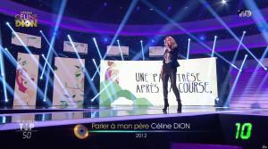Céline Dion dans les 30 Ans du Top 50 - 19/07/16 - 07