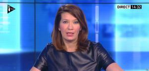 Claire-Elisabeth Beaufort dans la Newsroom - 01/05/16 - 02