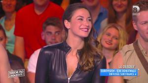 Clio Pajczer dans Touche pas à mon Poste - 11/05/16 - 10