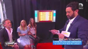 Clio Pajczer dans Touche pas à mon Poste - 13/06/16 - 08