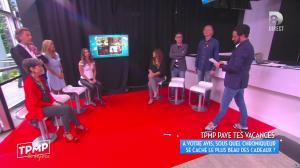 Clio Pajczer dans Touche pas à mon Poste - 13/06/16 - 11
