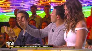 Clio Pajczer dans Touche pas à mon Sport - 13/06/16 - 04