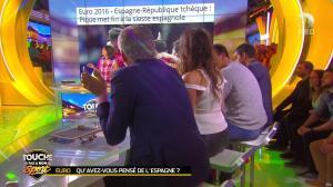 Clio Pajczer dans Touche pas à mon Sport - 13/06/16 - 06