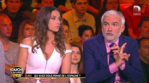 Clio Pajczer dans Touche pas à mon Sport - 13/06/16 - 08