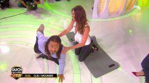 Clio Pajczer dans Touche pas à mon Sport - 13/06/16 - 22