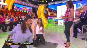 Clio Pajczer dans Touche pas à mon Sport - 13/06/16 - 23