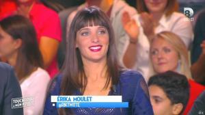 Erika Moulet dans Touche pas à mon Poste - 07/10/15 - 13