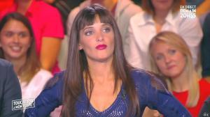 Erika Moulet dans Touche pas à mon Poste - 07/10/15 - 15