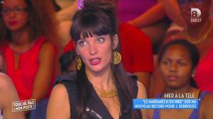 Erika Moulet dans Touche pas à mon Poste - 30/06/16 - 21