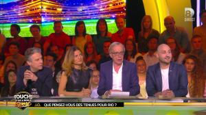 FrancesÇa Antoniotti dans Touche pas à mon Sport - 28/04/16 - 08