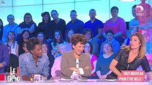 Hapsatou Sy et Caroline Ithurbide dans le Grand 8 - 02/03/16 - 08