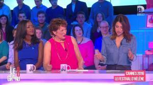 Hélène Mannarino dans le Grand 8 - 16/05/16 - 09