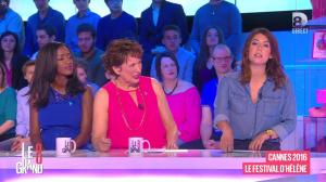 Hélène Mannarino dans le Grand 8 - 16/05/16 - 10