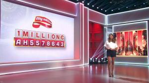 Karine Ferri dans My Million - 22/07/16 - 02