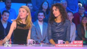 Laurence Ferrari, Aïda Touihri et Elisabeth Bost dans le Grand 8 - 11/03/16 - 08