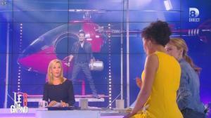 Laurence Ferrari et Aïda Touihri dans le Grand 8 - 02/03/16 - 04
