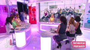 Laurence Ferrari, Caroline Ithurbide et Aïda Touihri dans le Grand 8 - 14/04/16 - 12