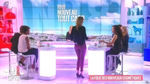 Laurence Ferrari, Hapsatou Sy, Aïda Touihri et Caroline Ithurbide dans le Grand 8 - 04/03/16 - 09