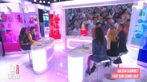 Laurence Ferrari, Hapsatou Sy, Aïda Touihri et Elisabeth Bost dans le Grand 8 - 11/03/16 - 13
