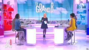 Laurence Ferrari, Hapsatou Sy et Aïda Touihri dans le Grand 8 - 02/03/16 - 01