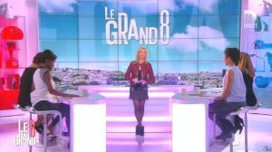 Laurence Ferrari, Hapsatou Sy et Aida Touihri dans le Grand 8 - 03/03/16 - 01