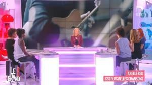 Laurence Ferrari, Hapsatou Sy et Aida Touihri dans le Grand 8 - 03/03/16 - 11