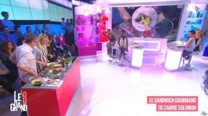 Laurence Ferrari, Hapsatou Sy et Aïda Touihri dans le Grand 8 - 03/03/16 - 17