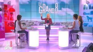 Laurence Ferrari, Hapsatou Sy et Aïda Touihri dans le Grand 8 - 04/03/16 - 01