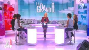 Laurence Ferrari, Hapsatou Sy et Aïda Touihri dans le Grand 8 - 04/03/16 - 12