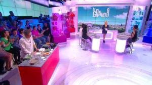 Laurence Ferrari, Hapsatou Sy et Aïda Touihri dans le Grand 8 - 18/04/16 - 06