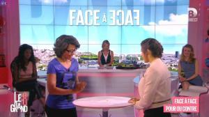 Laurence Ferrari, Hapsatou Sy et Audrey Pulvar dans le Grand 8 - 03/06/15 - 33